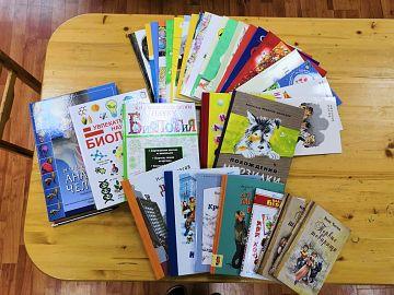 Качественные и красочные книги.